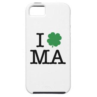 I Shamrock MA iPhone 5 Covers