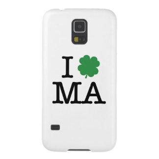 I Shamrock MA Galaxy S5 Case