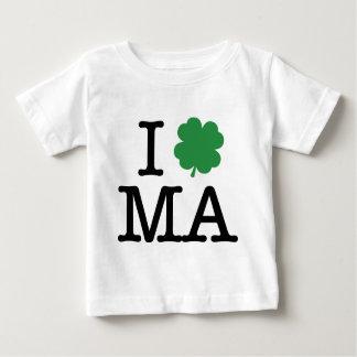 I Shamrock MA T-shirts