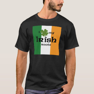 "I ""shamrock"" my Irish roots T-Shirt"