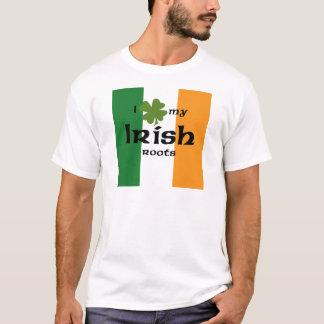 "I ""shamrock"" my Irish roots T-Shirt"