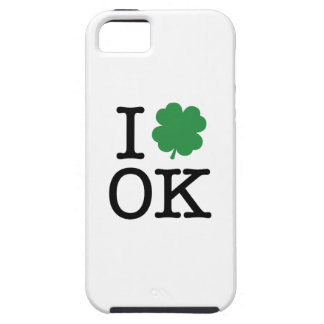 I Shamrock OK iPhone SE/5/5s Case
