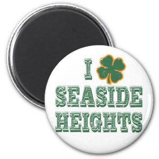 I Shamrock Seaside Heights Magnet