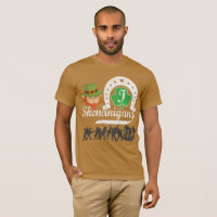 I ShamRock Tan Shinanigans T-Shirt