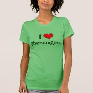I Shenanigans del corazón Tshirt