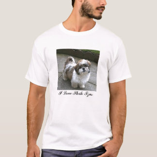 I ♥ Shih Tzus T-Shirt