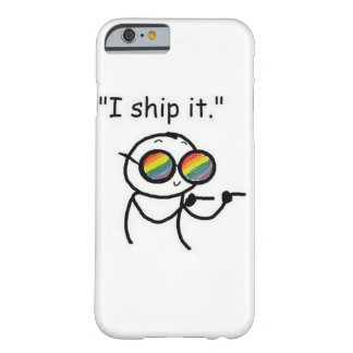 I ship it barely there iPhone 6 case