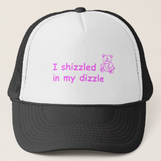 I-shizzled-in-my-dizzle-com-pink.png Trucker Hat