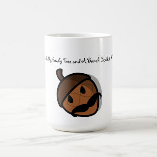 I Shook My Family Tree Coffee Mug
