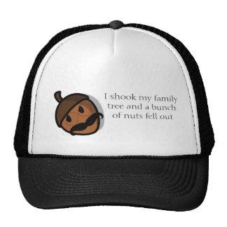 I Shook My Family Tree Trucker Hat