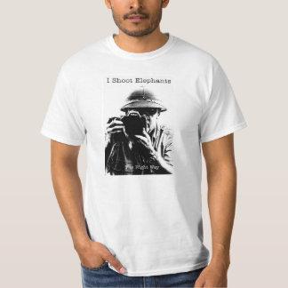 I Shoot Elephants T-shirt