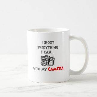 I shoot everything I can Coffee Mug