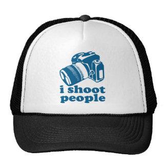 I Shoot People - Blue Trucker Hat
