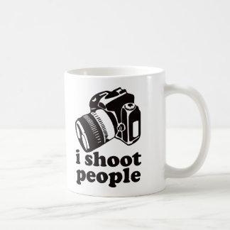 I Shoot People! Coffee Mug