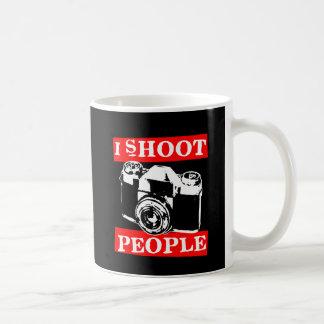 I Shoot People Coffee Mug