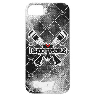 i shoot people (for a living) iPhone 5 case