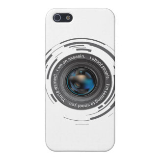 I shoot people case for iPhone 5
