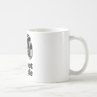 I Shoot People! Classic White Coffee Mug