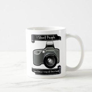 I shoot people mug - photographers / photography