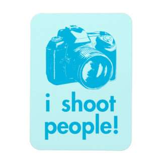 i shoot people photography photographer funny magnets