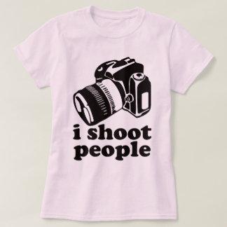 I Shoot People! T Shirt