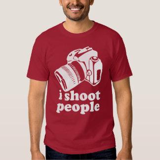 I Shoot People! Tee Shirt