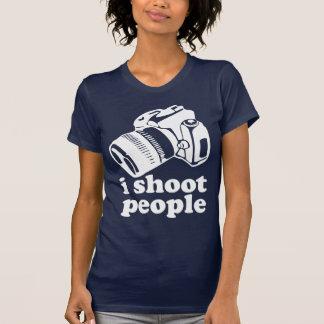I Shoot People! Tee Shirts