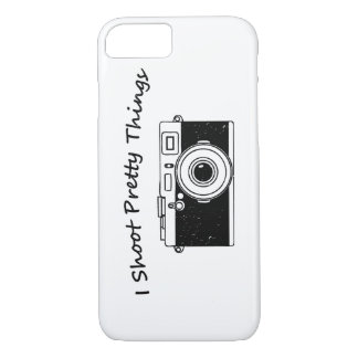 I Shoot Pretty Things Photography iPhone 7 Case
