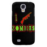 I Shoot Zombies! Funny Zombie Tshirt Galaxy S4 Covers