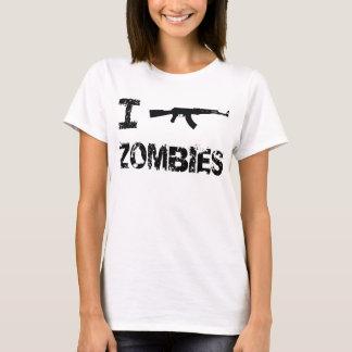 I Shoot Zombies T-Shirt