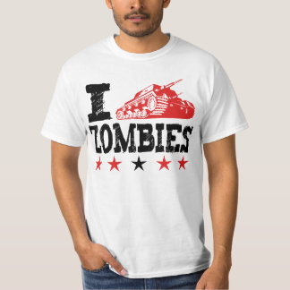 I Shoot Zombies Using Tank