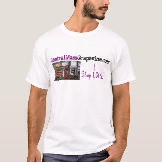 I Shop Local T-Shirt