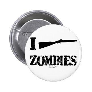 I Shotgun Zombies Button