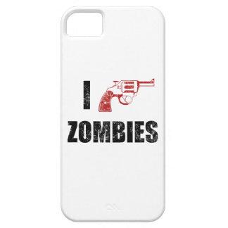 I Shotgun Zombies/ I Heart Zombies case iPhone 5 Covers
