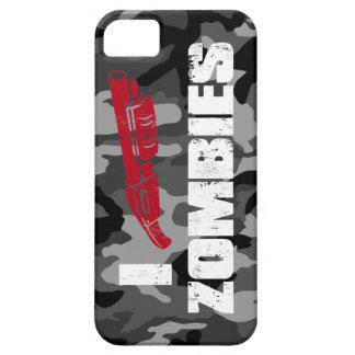 i shotgun zombies iPhone 5 case
