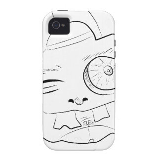 I SHOULD HAVE KEPT MY EYE ON THE BALL VIBE iPhone 4 CASE