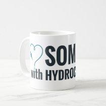 I Shunt Heart Someone with Hydrocephalus Coffee Mug