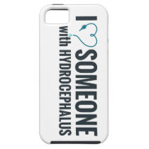 I Shunt Heart Someone with Hydrocephalus iPhone SE/5/5s Case