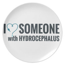I Shunt Heart Someone with Hydrocephalus Plate