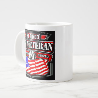 I signed I served coffee mug