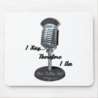 I sing 2008 mouse pad