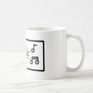 I Sing for Jesus Coffee Mug