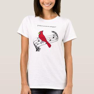 I sing like a nightingale! T-Shirt