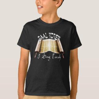 I Sing Torah Kids' Dark Shirts