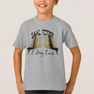 I Sing Torah Kids' Shirts