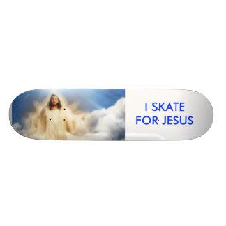 I SKATE FOR JESUS SKATEBOARD