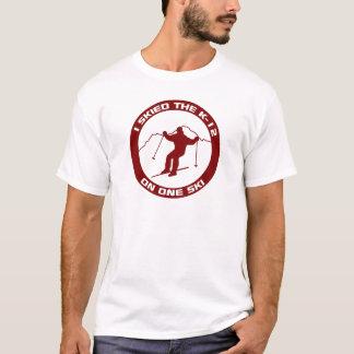 I Skied The K-12 T-Shirt