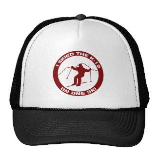 I Skied The K-12 Trucker Hat