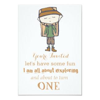 I skip naps for hiking babe birthday card