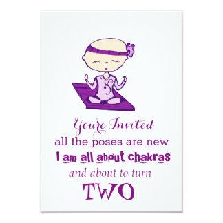 I skip naps for yoga babe birthday card